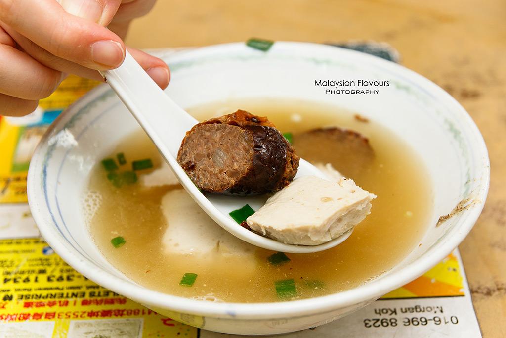 Win Heng Seng Jalan Imbi KL pork noodles