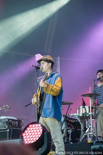 Black Lips - Rock in Rio Lisboa '16