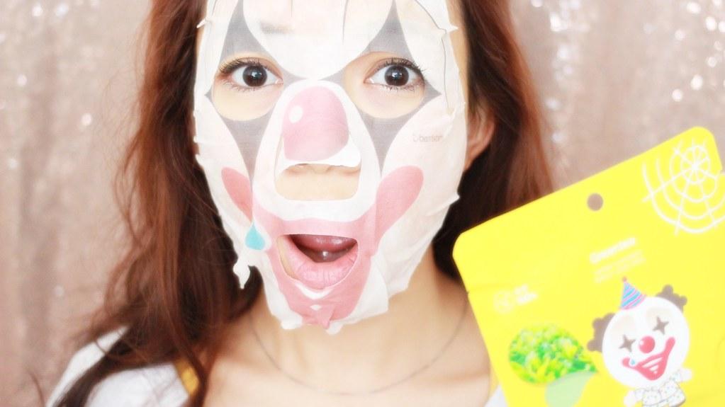 Berrisom Horror mask 3