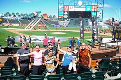 Presidio participates in Spartan Race at AT&T Park in San Francisco