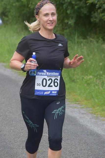 Portumna Forest Marathons 2016