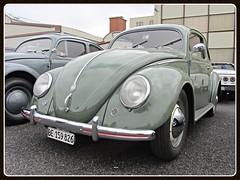 VW Beetle Split Windows
