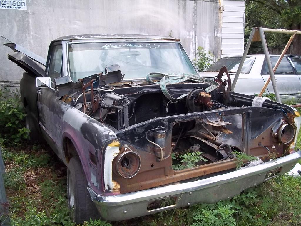CLASSIC CARS FOR SALE MOBILE ALABAMA - Poor Mans Restoration