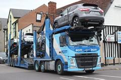 East Coast Motors . P22ECM . Stansted Road , Bishop's Stortford , Hertfordshire . Monday 04th-July-2016 .