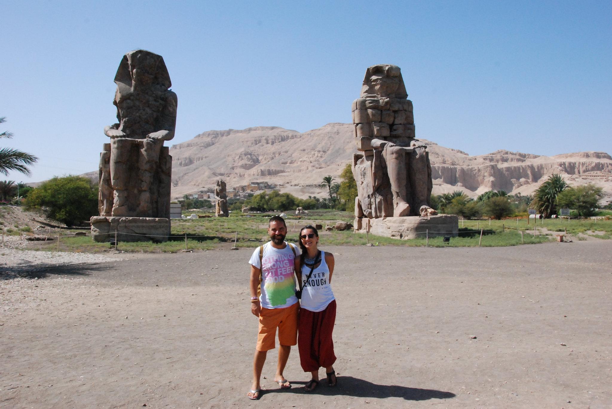 Dev Memnon Heykelleri