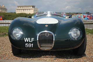 Jaguar Car WLF 591