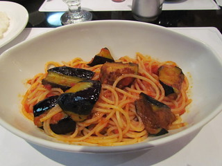 Le Temps at Hotel Granvia - Vegan Pasta
