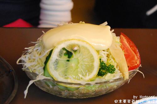 高麗菜沙拉