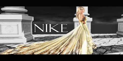 [VM] VERO MODERO _ Nike Gown