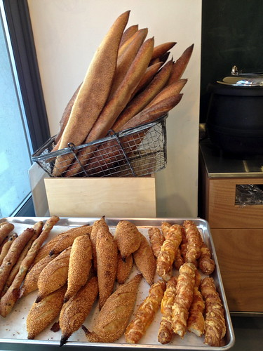 Breads Bakery, New York City, USA