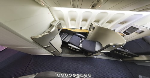 American Airlines 777-300ER Virtual Tour