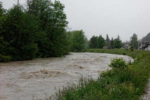 Hochwasser 2013 - Sonntag