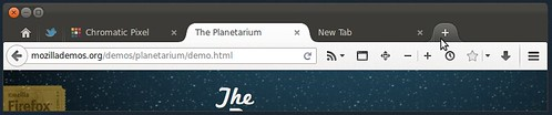 Firefox UX Nightly - Linux