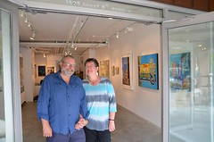 Kimoto Gallery, ArtWalk South Granville