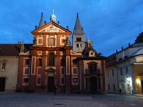 Basílica de San Jorge (Barrio del castillo de Praga)