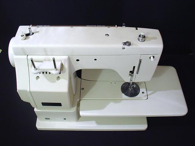 Janome New Home 696 Sewing Machine  Heavyduty  Fabrics