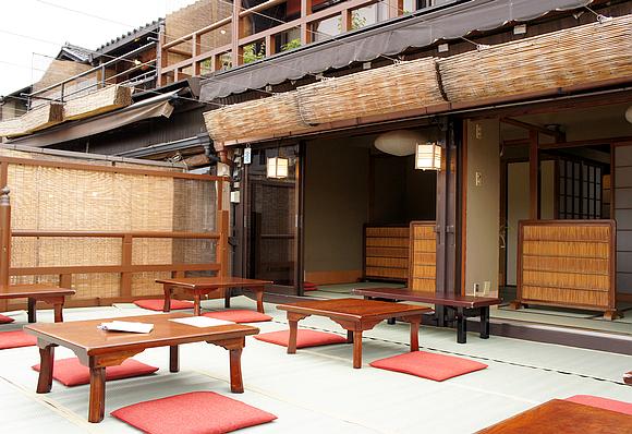 京都美食納涼床07