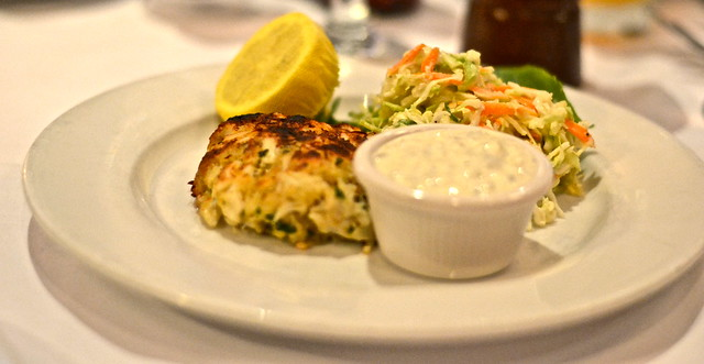 crab cake atlantic fish company