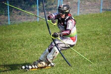 Kettnerová kralovala superkombinaci SP na trávě