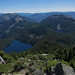 Small photo of Lakes Basin from Mount Defiance in Alpine Lakes Wilderness