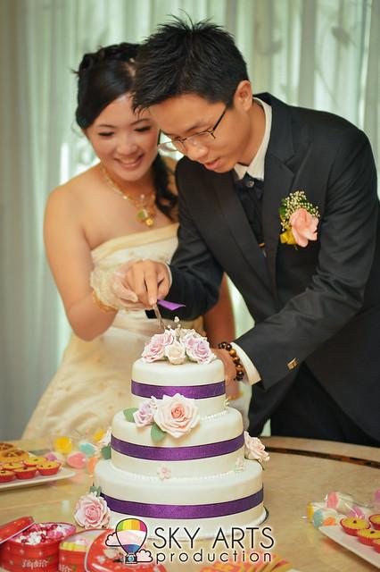 Wedding @ Ipoh Kinta Riverfront: Kelvin & Mun Yi