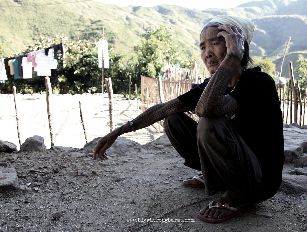 Fang-od mambabatok buscalan village tinglayan kalinga