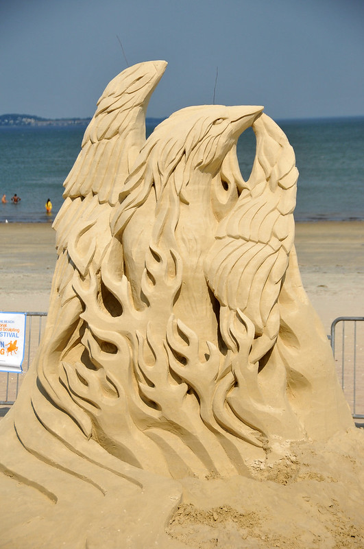 Sand Sculptures 2013 - 16