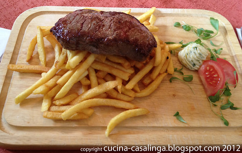 Steak Pommes Restaurant Schliersee