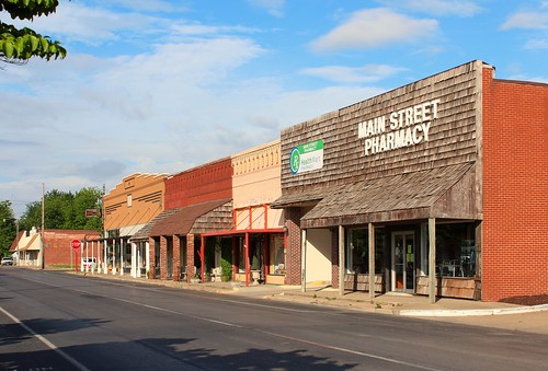 downtown missouri smalltown eastprairie mississippicounty