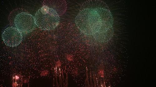the 28th Kanagawa Shimbun Fireworks Festival 45