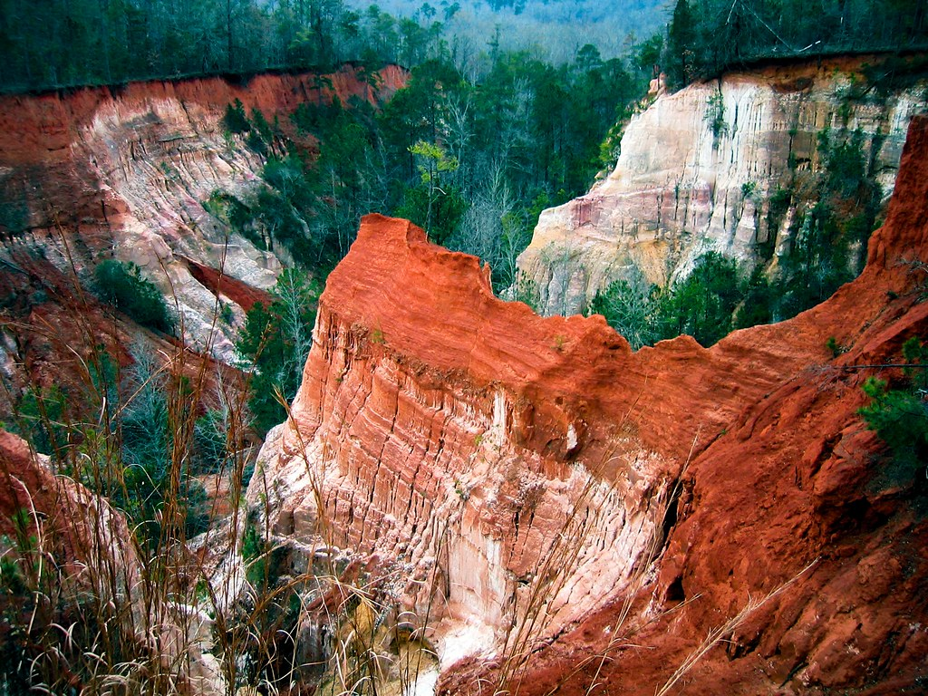 Providence Canyon State Park Hotels