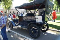 Second Stop NLNB Antique Car Run Litchfield