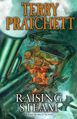 Terry Pratchett, Raising Steam