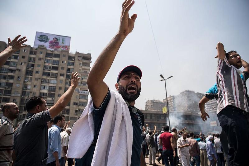 (39)EGIPTO-CAIRO-SOCIEDAD-DESALOJO