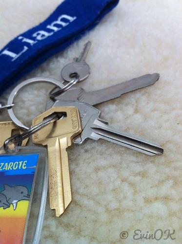 Keys for pretend