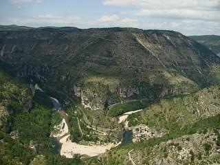 14 Saint Chely du Tarn uitzichtpunt