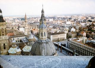 Zaragoza view