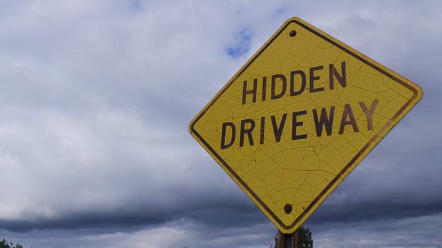 Crouching Tiger, Hidden Driveway