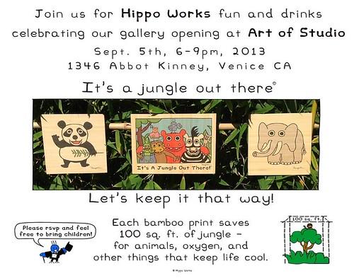 Hippo Works, Venice Beach