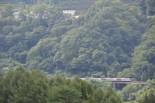 夏の青春18きっぷの旅 川原湯温泉編 2013年9月6日