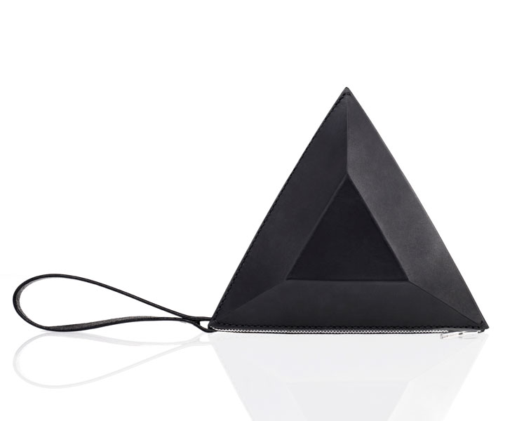 Alpha Cruxis 'Geometry' bags