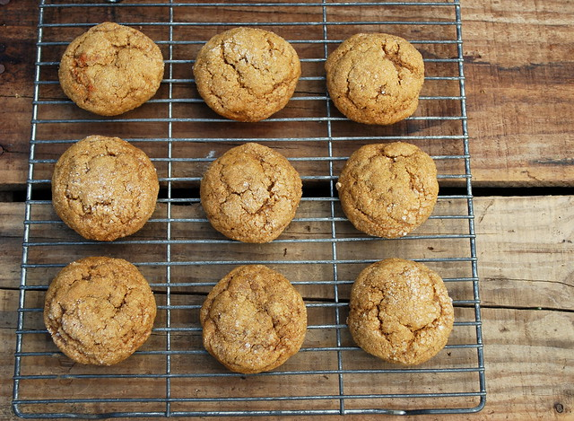 Pumpkin Gingersnaps2