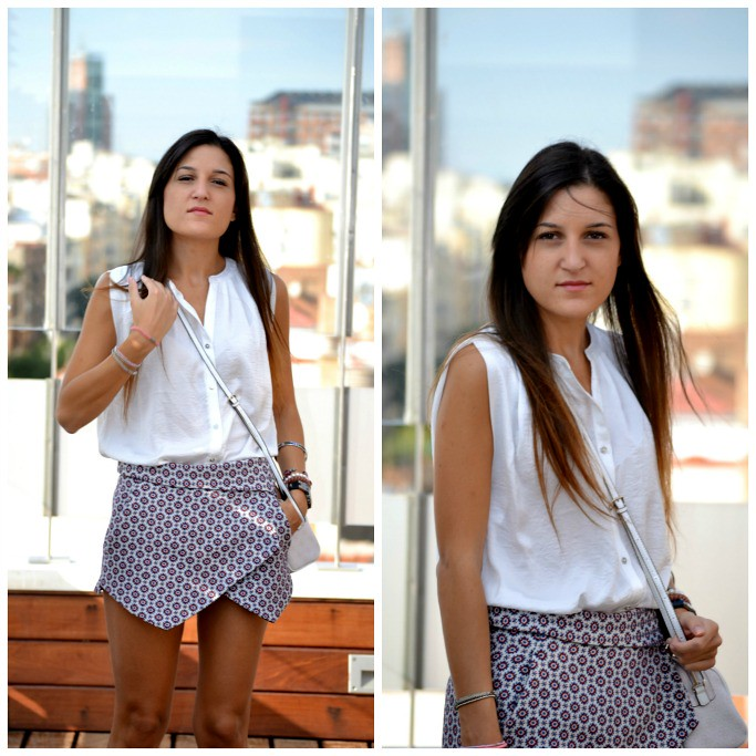 PicMonkey Collage zara skort