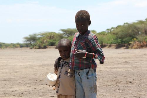 В Кении обнаружены огромные запасы пресной воды