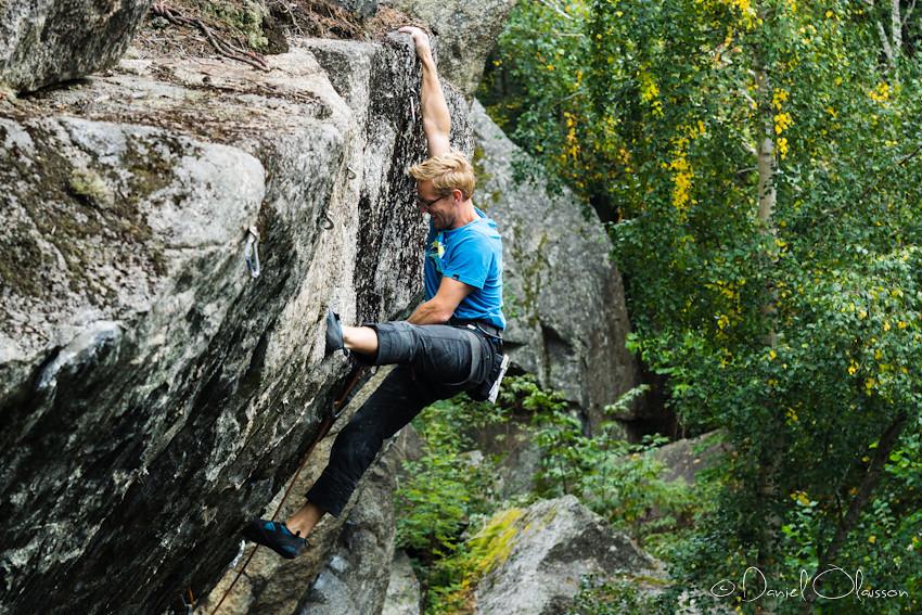 Fredrik Sydstrand Kristallbandet Svarttjärn