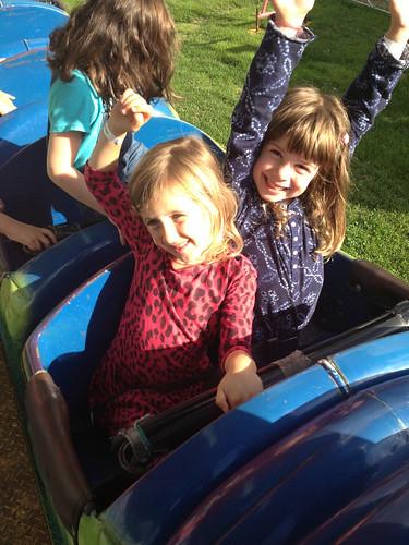 Roller Coaster Girls