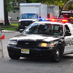 Rutherford Police Ford Crown Victoria RMP