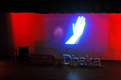 The theme intro video at TEDxDhaka 2013