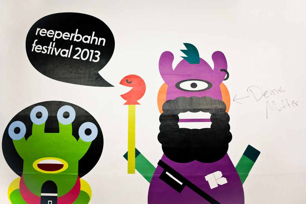 Reeperbahn Festival 2013 Hamburg
