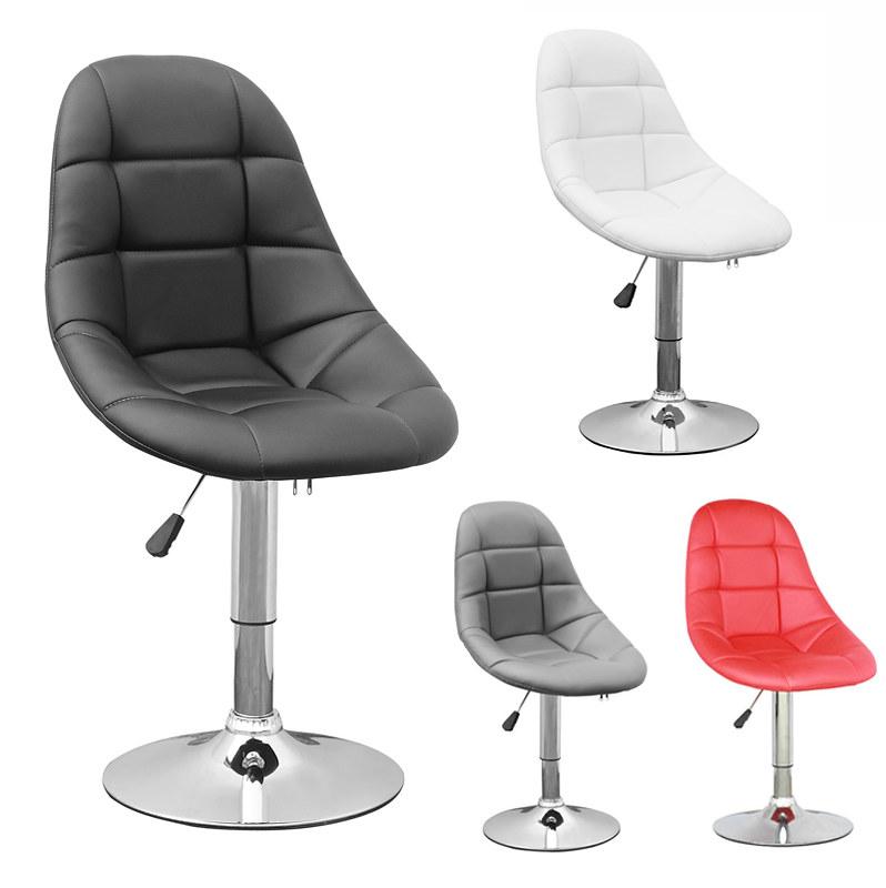 Chaise salle a manger salon design century fa on cuir neuf for Chaise de salon design